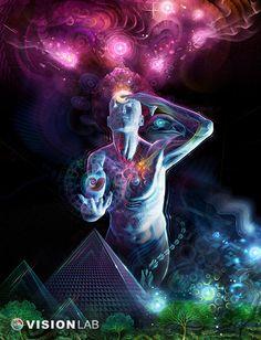 The Solar Alchemist   TOTEMICAL #VISIONLABART