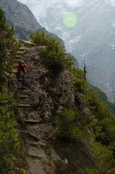 Mt Biking. Time to go fast. http://WhatIsTheBestMountainBike.com