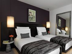South Place Hotel Rooms - Design Hotels™