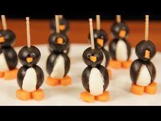 Socially awkward penguin appetizer   http://www.youtube.com/watch?v=by-lnhwVxnk=UUjwmbv6NE4mOh8Z8VhPUx1Q