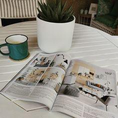 Un placer disfrutar de un café en mi terraza recién renovada. Ideas Prácticas, Relax, Blog, Terrace, Blogging