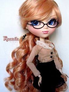 Maya. Pullip doll