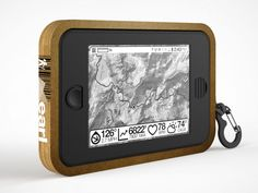 Earl - Crowdfunded Backcountry Survival Tablet.  Topo Maps. Weather Station. Walkie Talkie.  Emergency Radio.