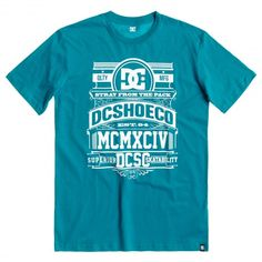 DC Shoes Graveyard BY tee-shirt pour jeunes marine blue - white 26€ #tee #tees…