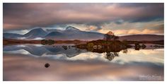 Lochan na h-Achlaise, Glenco, Scotland. Landscape photography by Sebastian Kraus Landscape Photography, Nature Photography, Countries Of The World, Embedded Image Permalink, Photographic Prints, All Art, Beautiful Places, Scotland Landscape, Scotland Uk