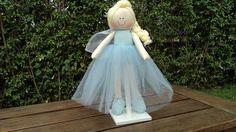 Boneca de pano Elsa