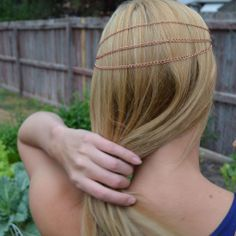 Craft Time: DIY Hair Accessories
