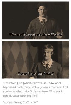 One of my favorite lines from Ron. Starkid. A very potter senior year. *Crying*