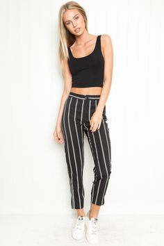 Brandy ♥ Melville | Tilden Pants - Clothing