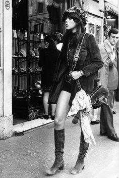 #Sixties   Girl watching, London