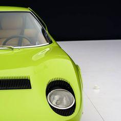 Fav - eanousa: Every damn angle. Lamborghini Miura.