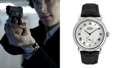 Shop the Rotary Mens Timepieces Sherlock Holmes Silver Black Watch from our Mens watches range at Free UK Delivery. Vintage Silver, Vintage Men, Sherlock Cosplay, Rotary Watches, Ugly Men, 21 Men, Watches For Men, Men's Watches, Stainless Steel Watch