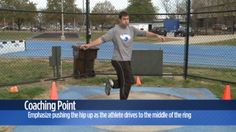 Discus - Entry Drill - Larry Judge