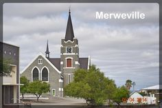 Merweville Church Architecture, Church Building, Old Buildings, South Africa, Landscape Photography, Colorado, Mansions, House Styles, Beautiful