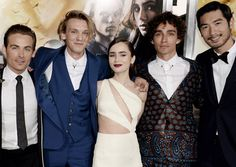 'The Mortal Instruments: City of Bones' Los Angeles Movie Premiere Pictures!