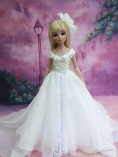 Wedding Gown for Ellowyne Wilde EL224 | eBay