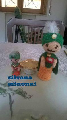 #presepe #amigurumi #2014 #crochet #handmade #miniatura