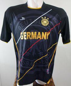 GERMANY SOCCER JERSEY T-SHIRT DRAKO FÚTBOL ONE SIZE FOOTBALL DEUTSCHLAND FIFA #Drako #soccershirts #soccerjerseys #fifaworldcup #football #soccer #worldcup2014 #germany #alemania #deutschland