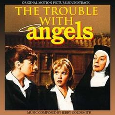 """""""The Trouble With Angels"""" with Rosalind Russell, Hayley Mills, and June Harding."""