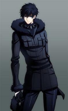 Human version of allmate Ren | Dramatical Murder