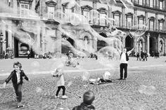 Piazza Blebiscito Napoli