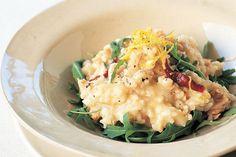 Tuna in a risotto might sound unusual, but we love the combination.