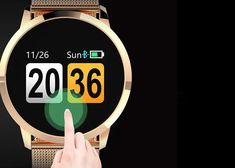 Promo Smartwatch, Company Logo, Yoga, New Technology, Nursing Care, Tag Watches, Gifts, Smart Watch