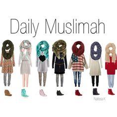Style hijab yang bisa kalian pake buat keseharian,ke kampus misalnya. Casual dan tetap stylish pastinya.