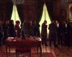 Jean Beraud, The Widower: 1910