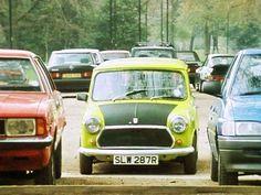 ▶ Mr Bean - Bad Parking -- Schlecht Geparkt Mr. Bean - YouTube