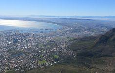 Alinda & Marco in Zuid-Afrika: Kaapstad - vakantie mei 2016 deel 3