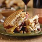 Try the Thanksgiving Turkey Panini Recipe on Williams-Sonoma.com