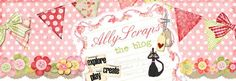 """I started REALLY scrapbooking, from Creative Memories to the """"Real"""" stuff at AllyScraps! I used to work down the road from them in Indiana, and went on my lunch break from work. I should have worked there instead- would have been cheaper!! Give Cathy a shout- her online store has become INCREDIBLE!"""