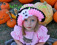 crochet pirate hat – Etsy