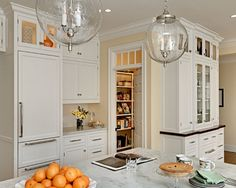 Walk Through Pantry Design, Pictures, Remodel, Decor and Ideas - page 10