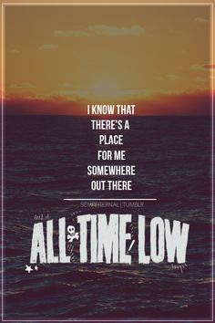 Poppin' Champagne, All Time Low