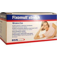FIXOMULL stretch 10 cmx2 m:   Packungsinhalt: 1 St PZN: 08441442 Hersteller: BSN medical GmbH Preis: 8,78 EUR inkl. 19 % MwSt. zzgl.…