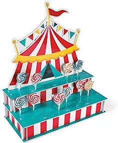 ideas for wedding party favors candy kids Carnival Tent, Carnival Decorations, Circus Carnival Party, Circus Theme Party, Carnival Birthday Parties, Birthday Party Themes, Vintage Carnival, Vintage Circus, Dumbo Birthday Party