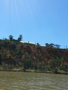Historic 5RM Cliffs near Berri South Australia.
