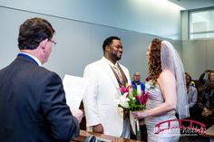 Alisha & Brian : Durham, NC Wedding Photographer
