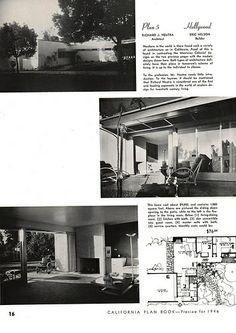 Architect: Richard Neutra