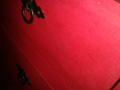 Chalk Paint™ decorative paint by Annie Sloan: Emperor's Silk + dax wax.  Dzieło Agnieszki - gratuluje!