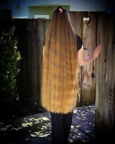 Beautiful Blonde Hair, Rapunzel Hair, Long Locks, Permed Hairstyles, Very Long Hair, Silky Hair, Dream Hair, Wavy Hair, Hair Lengths