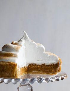 Recipe: Deep-Dish Pumpkin Meringue Pie — Dessert Recipes from The Kitchn | The Kitchn