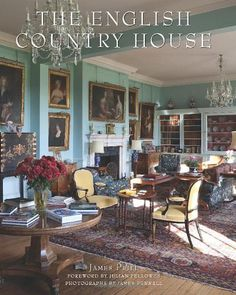 Featuring ten exceptional British country homes still in the hands of the original families, The English Country House tells their stories. English Country Cottages, English Country Style, Country Life, Country Homes, Country Kitchen, English Decor, English Country Decorating, British Country, Country House Interior