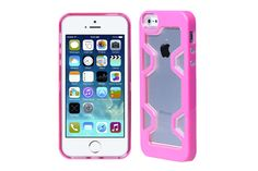 Flower Vase Two-piece Design Hybrid Protector Cases for iPhone 5s & iPhone 5 | Lagoo Tech