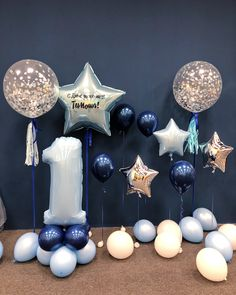 Balloons with delivery - - Balloon Birthday Themes, Balloon Party Games, Balloon Cake, Baby Birthday Cakes, Birthday Party Decorations, Birthday Parties, Party Ballons, Happy Balloons, 1st Birthday Photoshoot