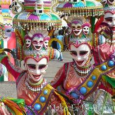 MASKARA festival @ City of Smiles Bacolod City,Philippines