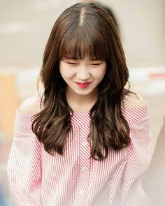 South Korean Girls, Korean Girl Groups, Jung Chaeyeon, Choi Yoojung, Kim Sejeong, Park Min Young, Jeon Somi, Idol, Hair Color