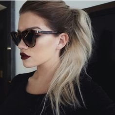 Lip color and contrast